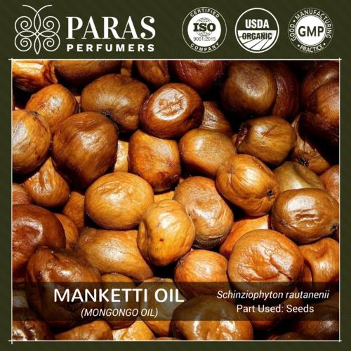 Manketti (Mongongo) Oil