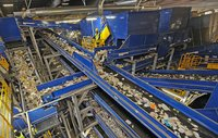 Solid Waste Recycling Plant Material Handling Equipment