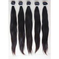 Silky Straight Human Hairs