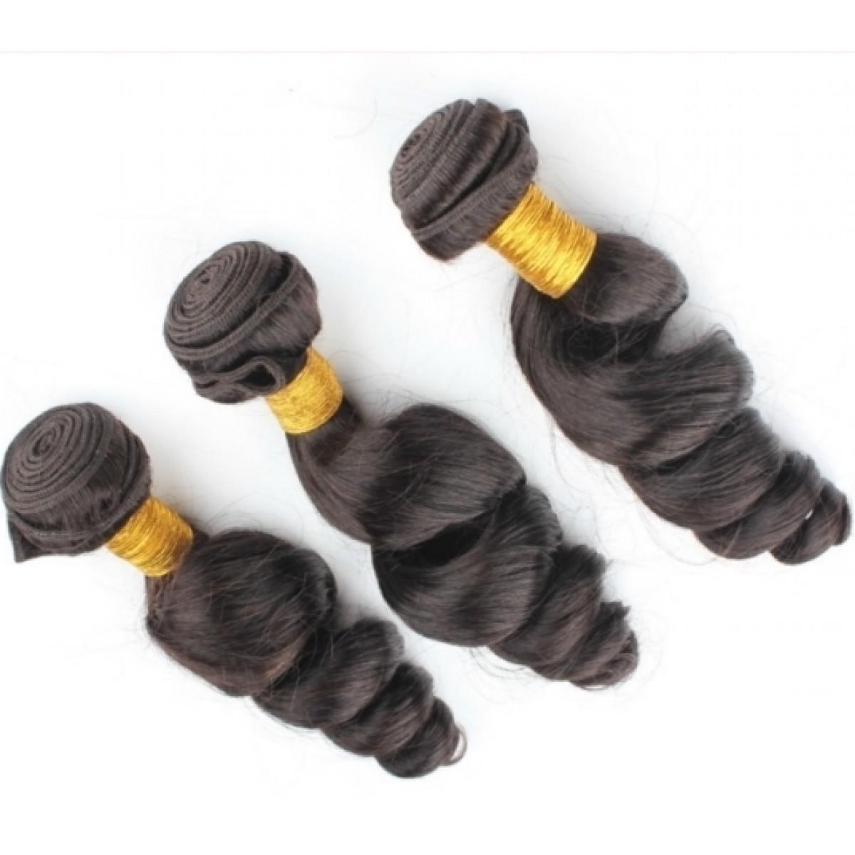 Loose Wavy Human Hair