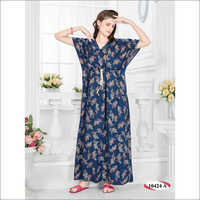 Ladies Kaftan Style Nighty