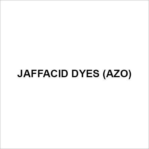 Jaffacid Dyes (Azo)