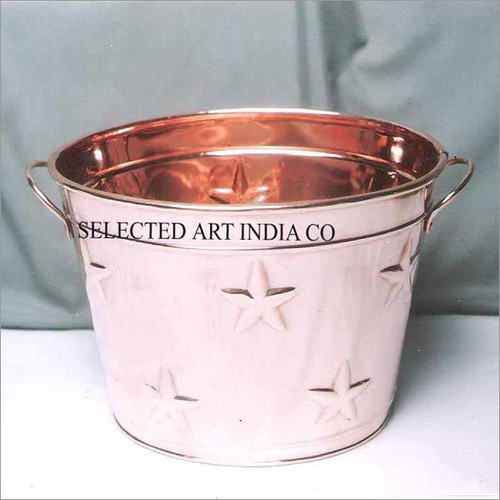 Copper Bar Bucket
