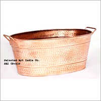 Kupfernes Barware