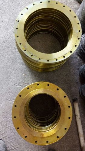 Reliable Mild Steel Flanges