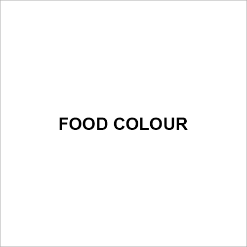 Food Colour