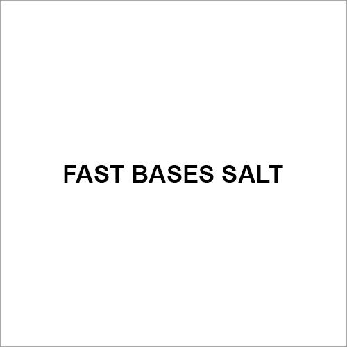 Fast Bases Salt