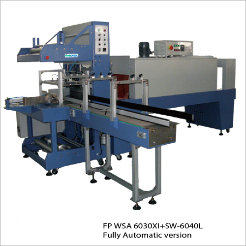 Sleeve Sealing and Shrink Wrapping Machine