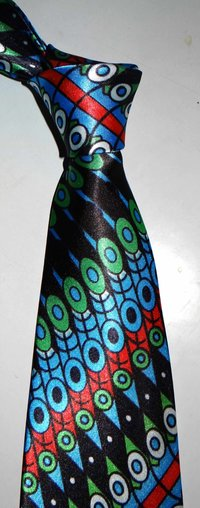 Printed Silk ties