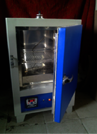 Hot Air Oven Lab Model
