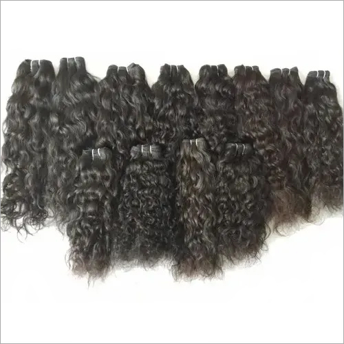 Natural indian curly hair, virgin hair bundles 8 inches to 34 inches