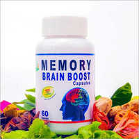 Memory Brain Boost Capsules