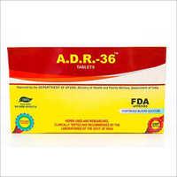 A D R 36