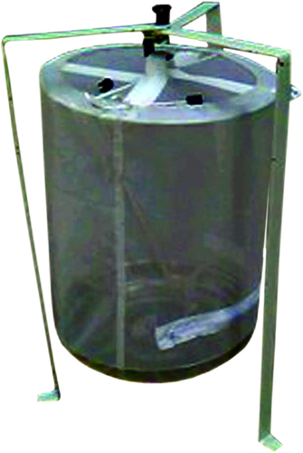 INSECT CAGE COMPLETE NYLON