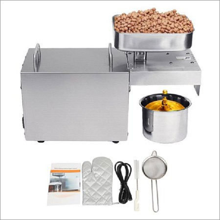 Cooking Oil Press Machine For Domestic Use