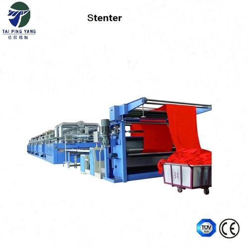 Hot Air Stenter Machine
