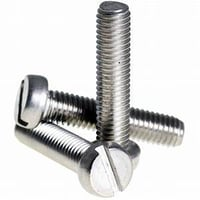 Cheese Head Machine screw
