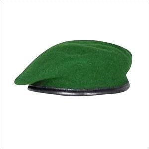 Military Green Beret Corp