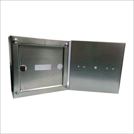 Tin LED Light Cabinet