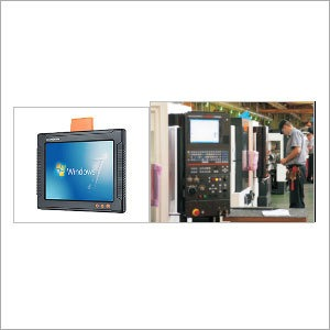 12.1 Resistive Touch, BayTrial J1900, Slim Panel PC