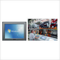 17 Resistive Touch, BayTrial J1900, Slim Panel PC