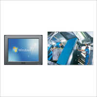 12.1Resistive Touch, 4th Gen Haswell Core i5, Slim Panel PC