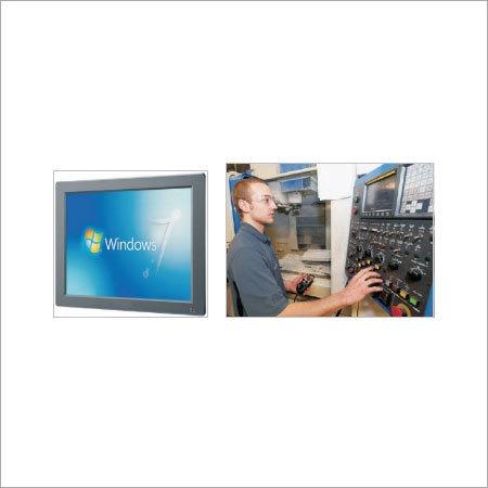 15 Resistive Touch, 6th Gen. Core i5, Slim Panel PC