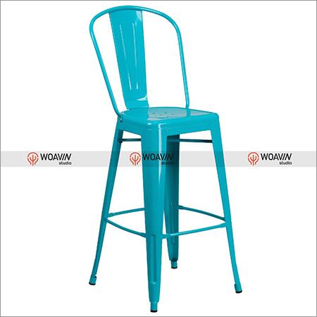 Tolix metal Bar Bistro Chair