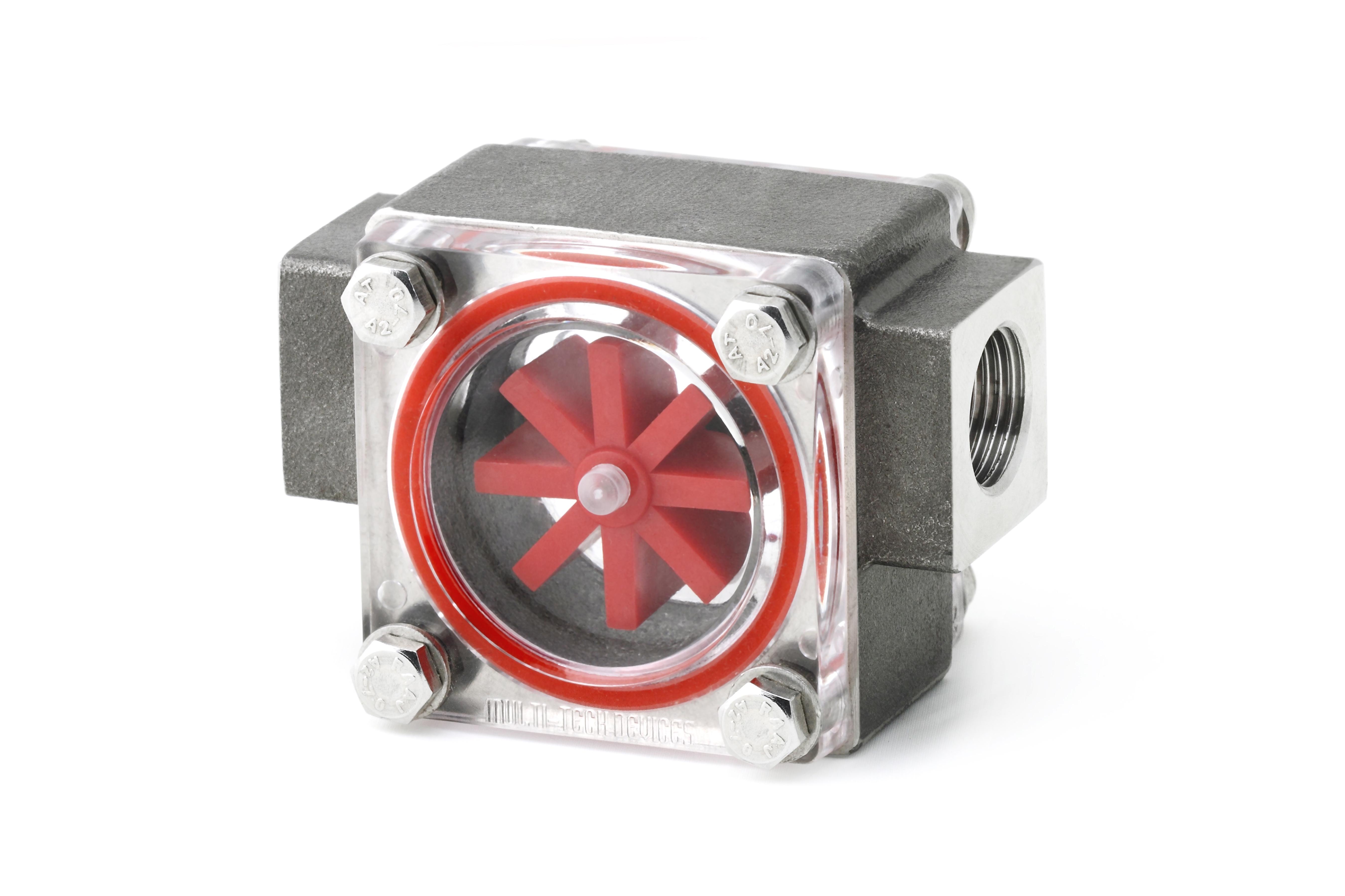 Wheel Flow Indicator