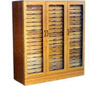 INSECT SHOWCASE CABINET