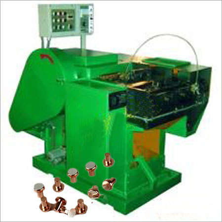 Double Metal Rivet Machine