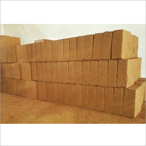 Rectangular Cocopeat Briquette