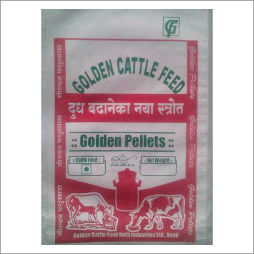 Agriculture Seeds PP Woven Bags