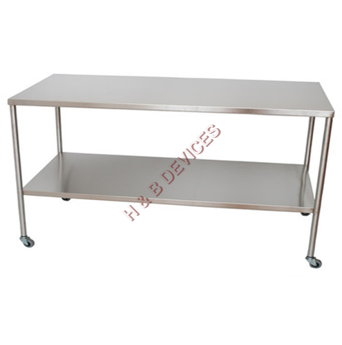 Hospital Instrument Table