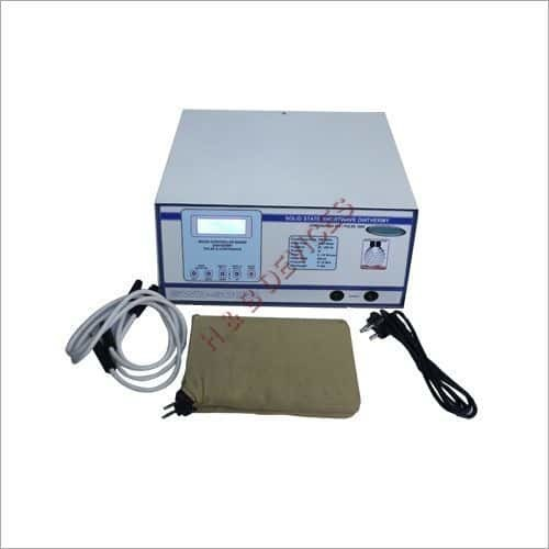 Solid State Short Wave Diathermy