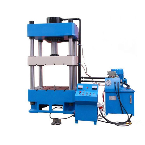 Double Piston Hydraulic Machine