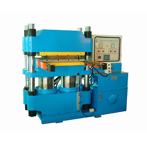 Automatic Double Piston Hydraulic Machine