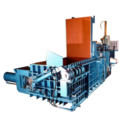 Heavy Duty Scrap Baling Press Machine