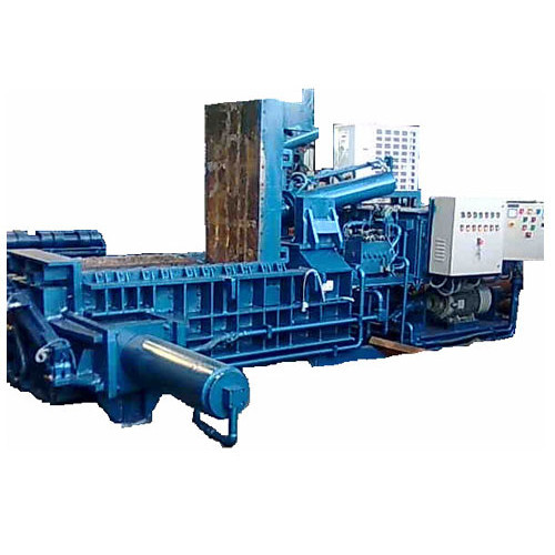 Industrial Scrap Baling Press Machine