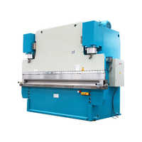 Heavy Duty Sheet Bending Machine