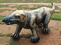 Evolution Park Cynognathus
