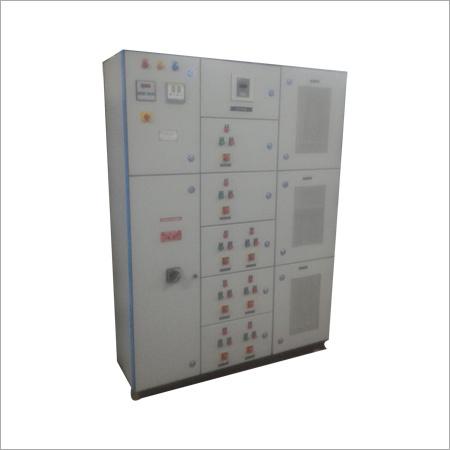 APFC Capacitor Bank Panel