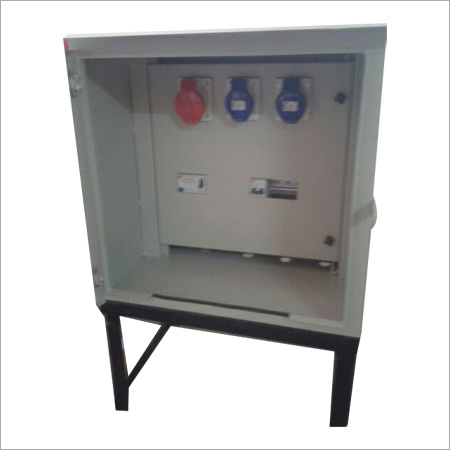 Outdoor Type Plug N Socket Box