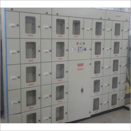 Metering Panel Double Door Type