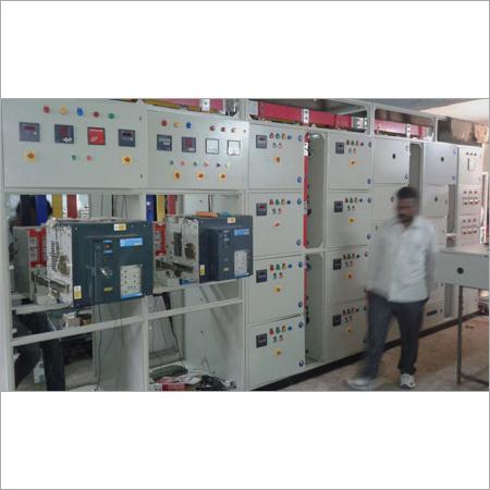 SD-DOL-AMF MCC Panel