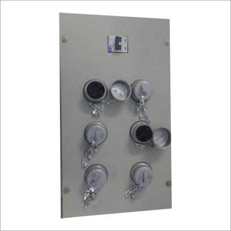 Industrial Plug N Socket Box
