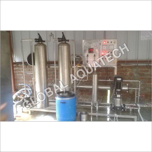 Pharmaceutical Water Treatment Plant