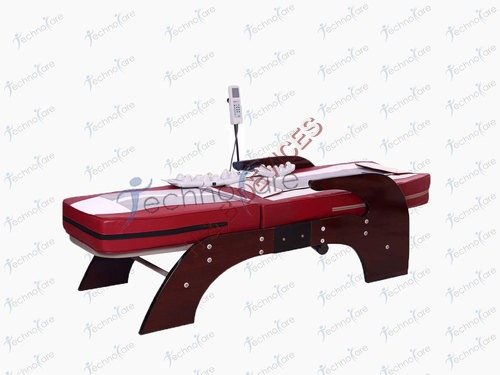 Massage bed full body