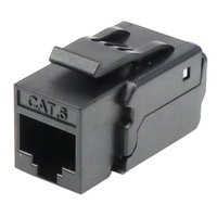 Cat6 UTP Component Level Toolfree Keystone Jack