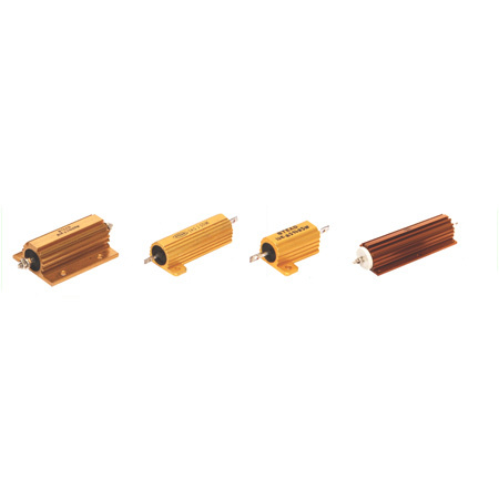Chassis Mounted Wire Wound Resistors